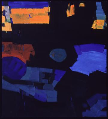 "oil/canvas, 64"" x 58"", 2005"