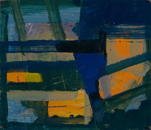 "acrylic/paper, 9x10.5"", 2012"